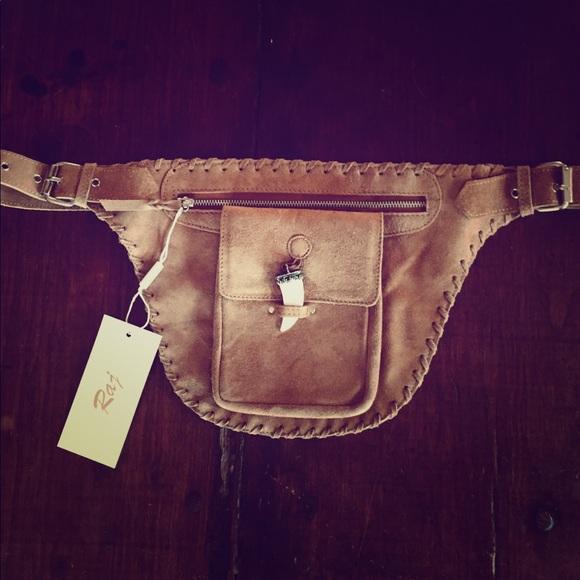 3548535f3c2ba0 Raj Bags | On Holdawesome Hip Waist Belt Leather Bag | Poshmark